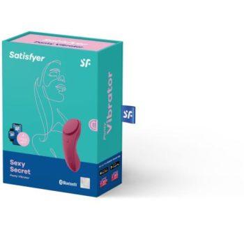 Satisfyer Sexy Secret Panty Vibrator App Controlled