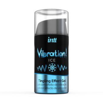 Vibration! Ice Tintelende Gel