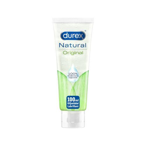 Durex Naturel Glijmiddel Op Waterbasis - 100 Ml.