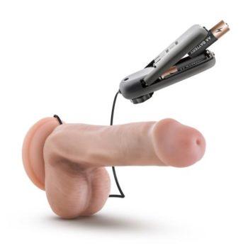 Dr. Skin - Dr. Rob Vibrator Met Zuignap 15 cm - Vanilla