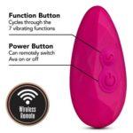 Lush Ava Koppel Vibrator - Roze