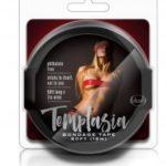 Temptasia - Zwarte Bondage Tape - 18 Meter