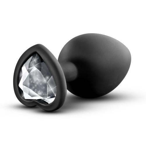 Temptasia - Bling Anaalplug - Medium - Zwart