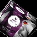 Mixverpakking condooms